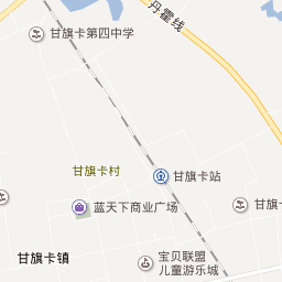 通辽科左后旗地图 科左后旗电子地图 科左后旗3d地图 交通地图卫星地图